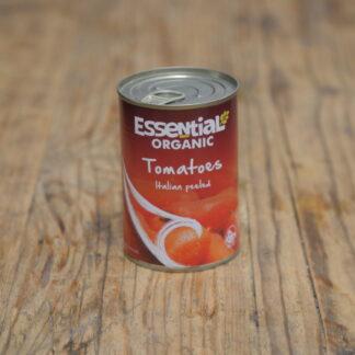 Essential Organic Tomatoes Italian Peeled 400g