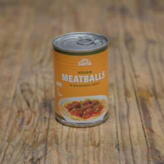 Suma Vegan Meatballs 400g