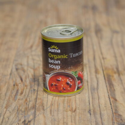 Suma Organic Tuscan Bean Soup 400g