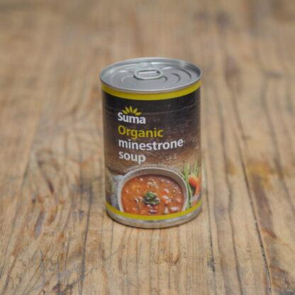 Suma Organic Minestrone Soup 400g