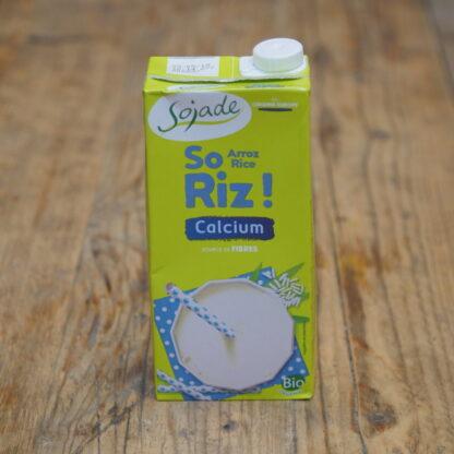 Sojade Soya Milk Calcium 1L