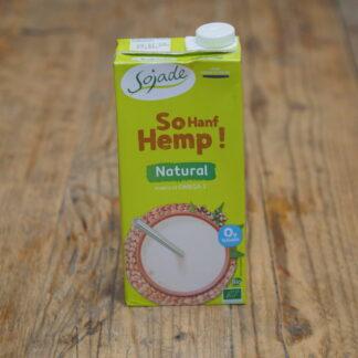 Sojade Hemp Milk 1L