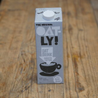 Oatly Barista Foamable Milk 1L