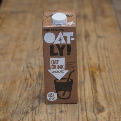 Oatly Chocolate Oat Milk 1L