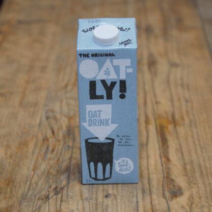 Oatly Enriched Oat Milk 1L