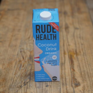Rude Health Coconut Milk 1L