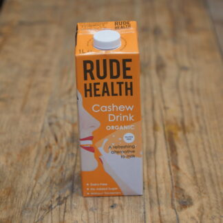Rude Health Cashew Milk 1L