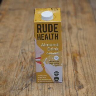 Rude Health Almond Milk 1L