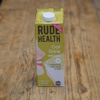 Rude Health Oat Milk 1L