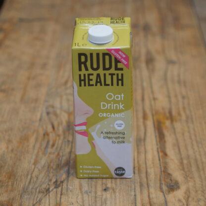 Rude Health Oat Milk 1L