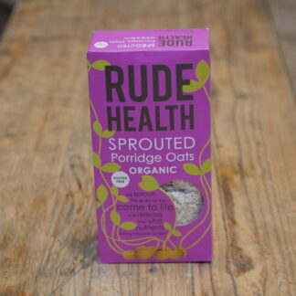 Rude Health Sprouted GF Porridge Oats 500g