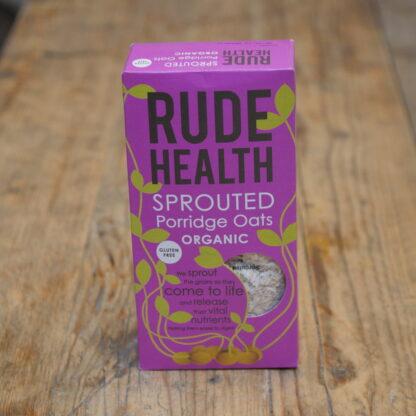 Rude Health Sprouted GF Porridge Oats 500g