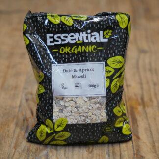 Essential Muesli Date & Apricot 500g