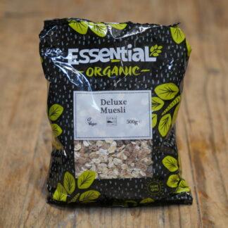 Loose (Plastic Free) Essential Muesli Deluxe