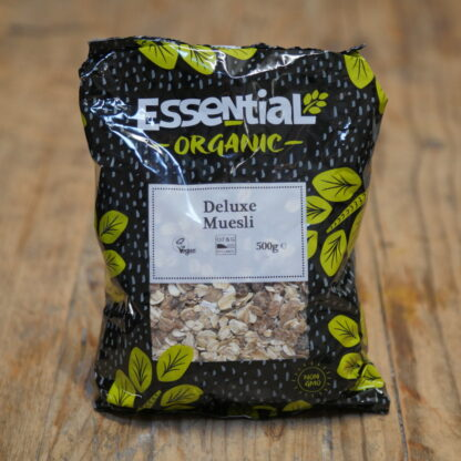 Essential Muesli Deluxe 500g/1kg