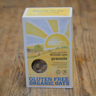 Alara Scottish Oats Granola 500g
