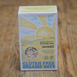 Alara Scottish Oats Muesli 500g