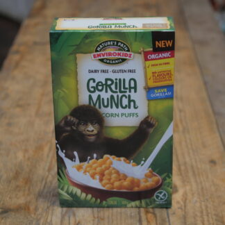 Gorilla Munch Corn Puffs
