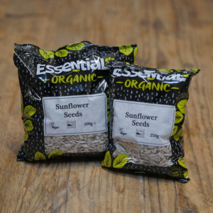 Essential Organic Sunflower Seeds 250g/500g