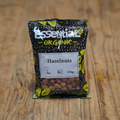 Essential Organic Hazelnuts 250g