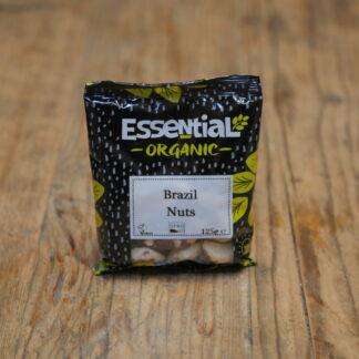 Essential Organic Brazil Nuts 125g