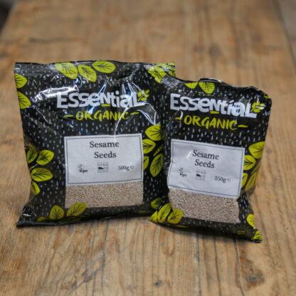 Essential Organic Sesame Seeds 250g/500g