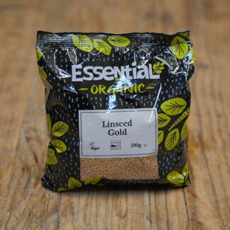 Essential Organic Linseed Gold 500g