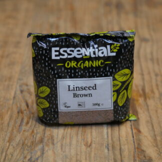 Essential Organic Linseed Brown 500g