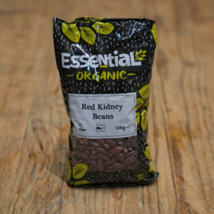 Essential Organic Red Kidney Beans 500g