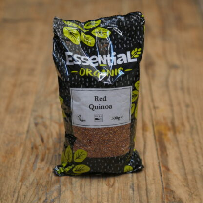 Essential Organic Red Quinoa 500g