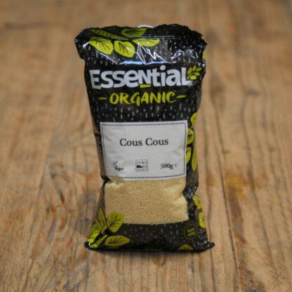 Essential Organic Cous Cous 500g