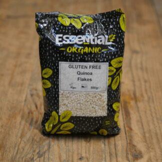 Essential Organic Quinoa Flakes 500g