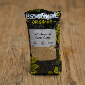 Essential Organic Wholemeal Cous Cous 500g