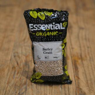 Essential Organic Barley Grain 500g