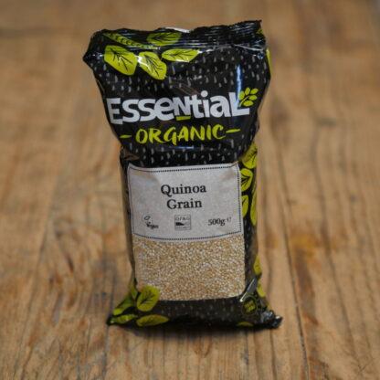 Essential Organic Quinoa Grain 500g