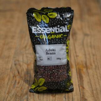 Essential Organic Aduki Beans 500g