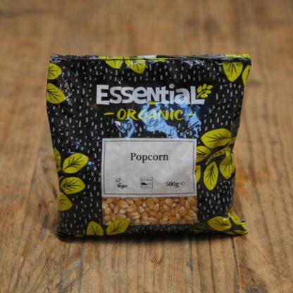 Essential Organic Popcorn 500g