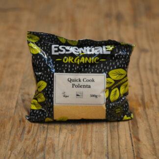 Essential Organic Quick Cook Polenta 500g