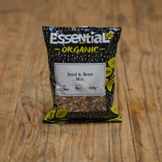 Essential Organic Seed & Bean Mix 250g