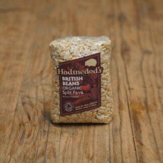 Hodmedod's Organic Split Fava Beans 500g