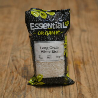 Essential - Long Grain White Rice (500g)