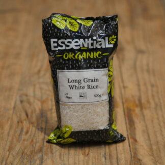 Essential - Long Grain White Rice (500g)