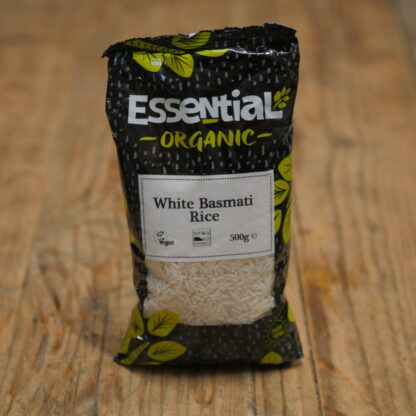 Essential - White Basmati Rice (500g)