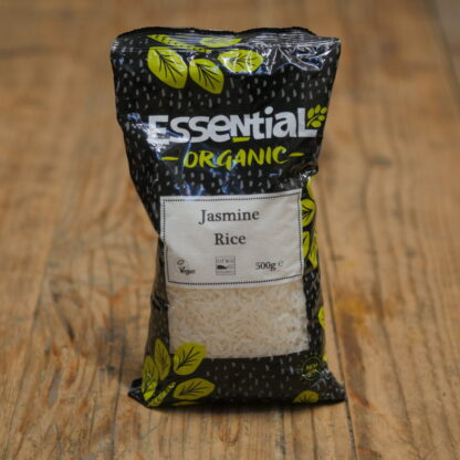 Essential Organic Jasmine Rice 500g