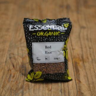 Essential Organic Red Rice (250g)