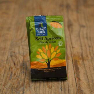 Crazy Jack Organic Dried Apricots 250g