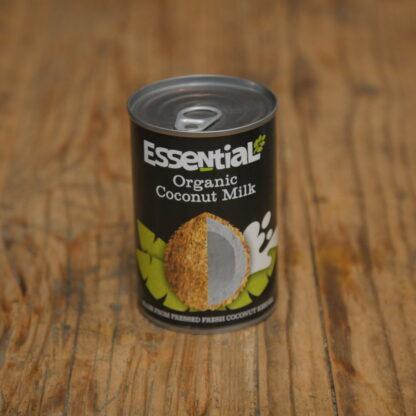 Essential Organic Coconut Milk 400g