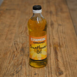 Essential Cold Pressed Sunflower Oil 500ml ?
