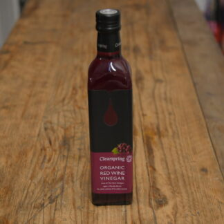 Clearspring Red Wine Vinegar 500ml