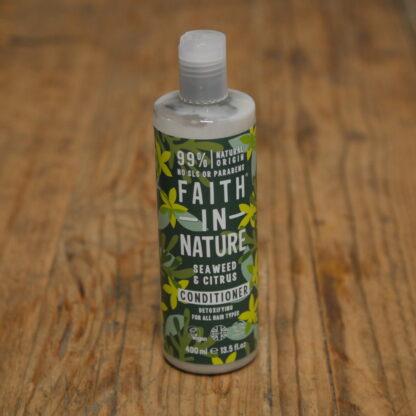 Faith in Nature Seaweed & Citrus Conditioner 400ml